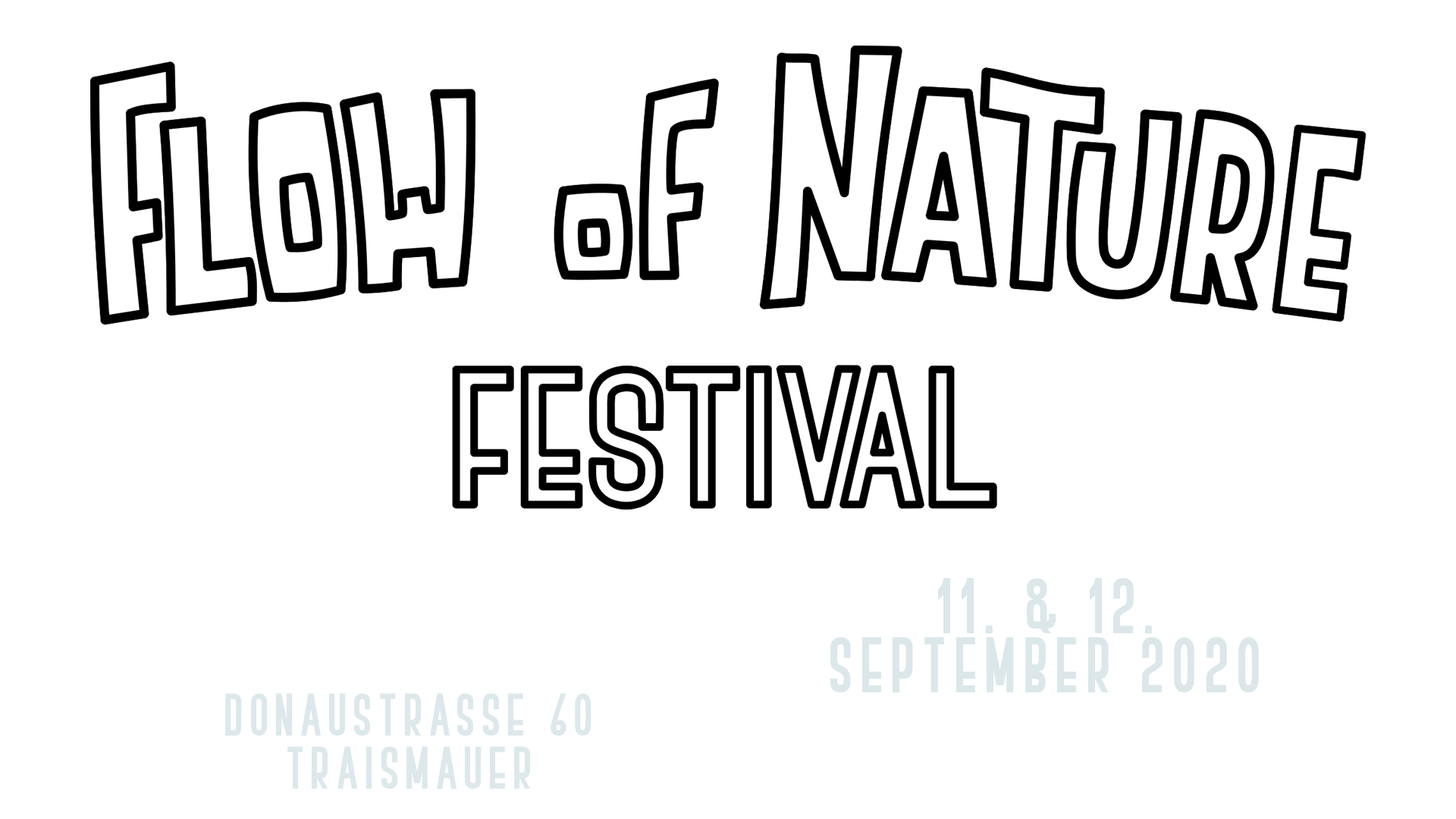 Flow of Nature Festival